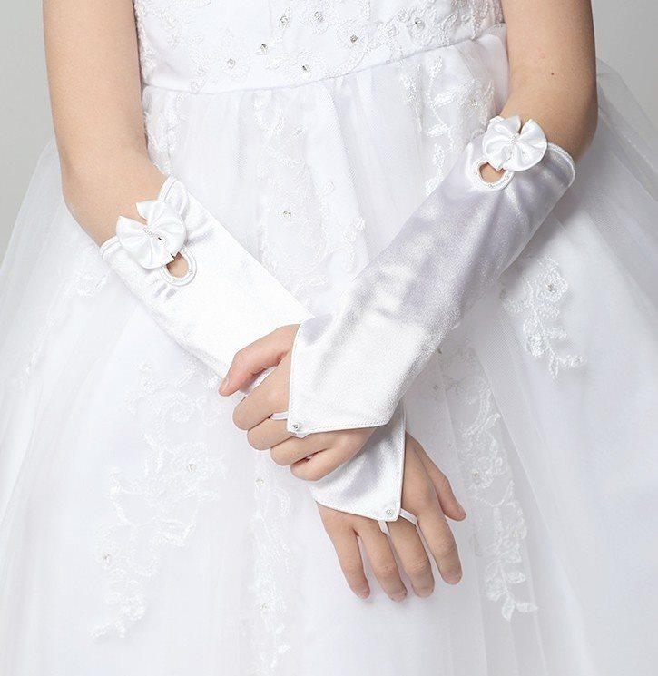 子供 手袋 結婚式 発表会 子供用フォーマルグローブフォーマル