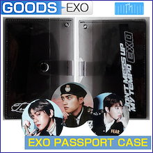 EXO PASSPORT CASE / SUM DDP / 1811exo /1次予約/送料無料