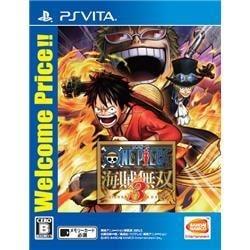ワンピース 海賊無双3 [Welcome Price!!] [PS Vita]