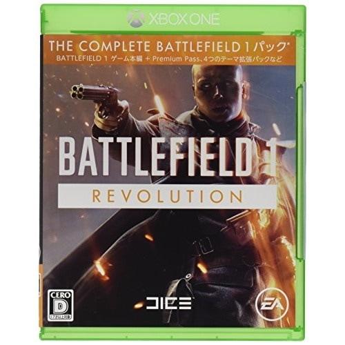 バトルフィールド 1 Revolution [Xbox One] 製品画像