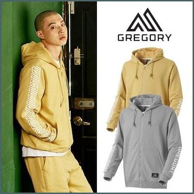 [グレゴリー]ベラジャケット(フードジップアップ)2カラーDX517056 / 風防ジャンパー/ジャンパー/レディースジャンパー/韓国ファッション