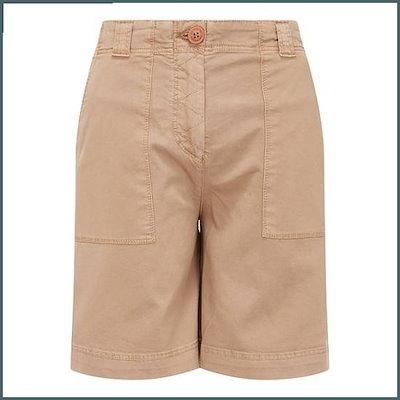 [アルマーニエクスチェンジ]女性ジグザグ・ステッチハーフ・パンツ(A429141513) /ショートパンツ/男女共用ショーツ/韓国ファッション