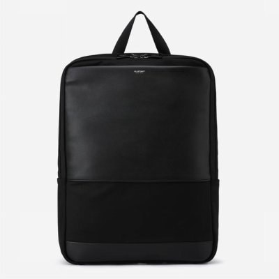 [JILLSTUART ACC] JABA7F600BK Black Nylon Men Backpack