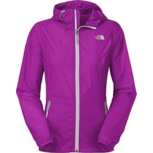 The North Face Womens Cyclone Hoodie (Large, Magic Magenta)