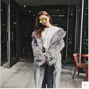 ファーコート レディース 毛皮コート フォックスファー ロッグコート フェイクファー 高級 おしゃれ 上着 暖かい 秋冬 防寒 お洒落 レディースファッション