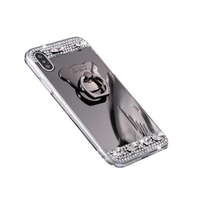 iPhoneX / iPhoneXS ケーススマホケース カバー リング付きケース i10-65