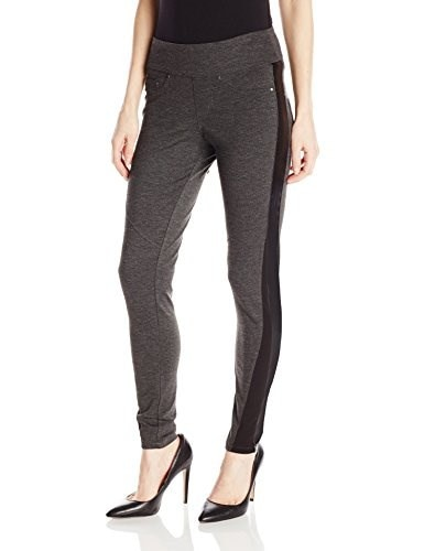 Jag Jeans Womens Sky Skinny Denim Legging, Charcoal Heather, 14
