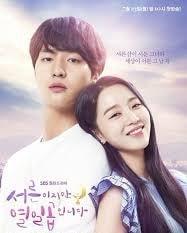 韓国ドラマ 【30ですが17です】 全話収録 Blu-ray DISC1枚組