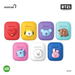 🎶BT21公式🎶BT21 Airpods Case A/Airpodsアクセサリー/Airpodsケース/エアポッド カバー