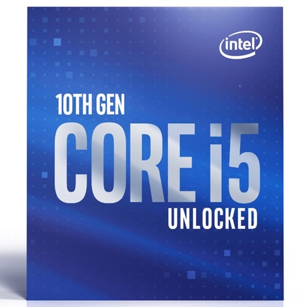 Core i5 10600K BOX
