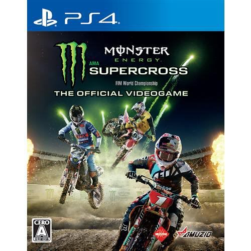 Monster Energy Supercross - The Official Videogame [PS4]