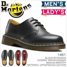 ドクターマーチン Dr.Martens 3ホール 1461 メンズ レディース シューズ 3EYE SHOE R11838002 [予約 1/26 追加入荷]
