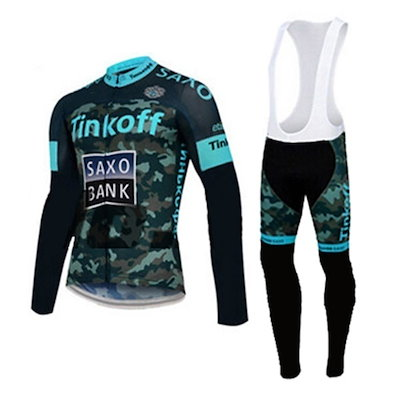 Cycling Jersey Long Sleeve Bike Wear+bib Pants/Bicycle Jersey Ciclismo Maillot Cycling Clothes
