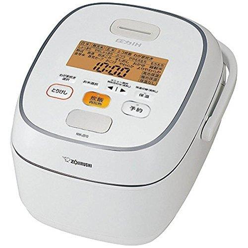 極め炊き NW-JS10-WA [ホワイト] 製品画像
