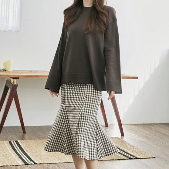 イニクモデンウールKNITニート ニット/セーター/ニット/韓国ファッション