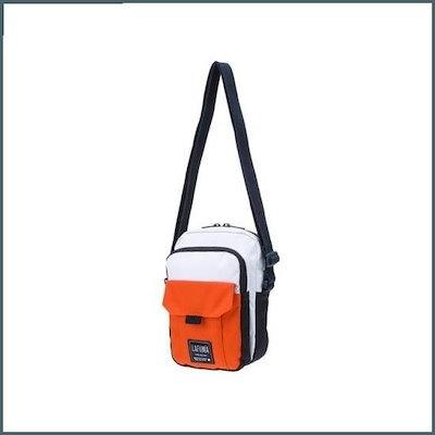 [Rapuma]Red Flap Pocket Mini-Crossback LEBA8G372R2 /Bags / Backpacks / Korean Fashion