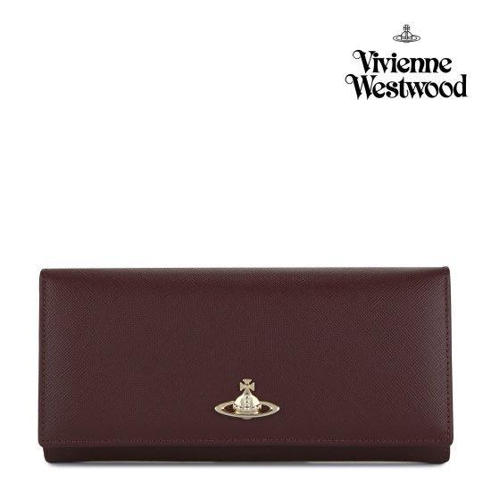 [ビビアンウェストウッド][公式ストア]女性ジャン財布OPIO SAFFIANO 32 1525 財布/レディース財布/ベルト/財布/韓国ファッション