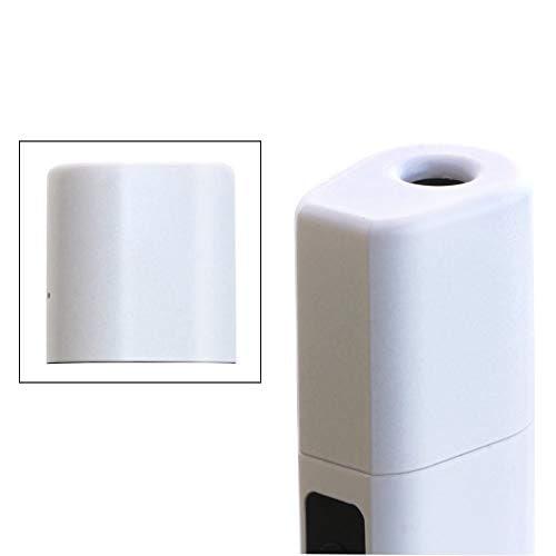 アイコス IQOS 互換機 ランキング 電子タバコ 加熱式 Hitaste P6 メーカー純正 交換用キャップ 断熱キャップ 正規品 (ホワイト)