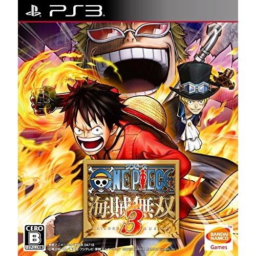 ワンピース 海賊無双3 [PS3]