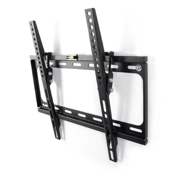 """FLEXIMOUNTS®T012超薄型LCD LEDプラズマ角度傾斜機能TVウォールマウントブラケット26 """"-55"""""""