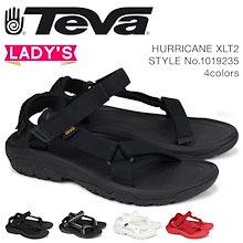 テバ Teva サンダル レディース ハリケーン XLT2 HURRICANE ブラック ホワイト レッド 1019235