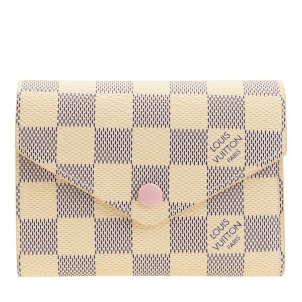 ルイヴィトン LOUIS VUITTON 三つ折り財布 n64022