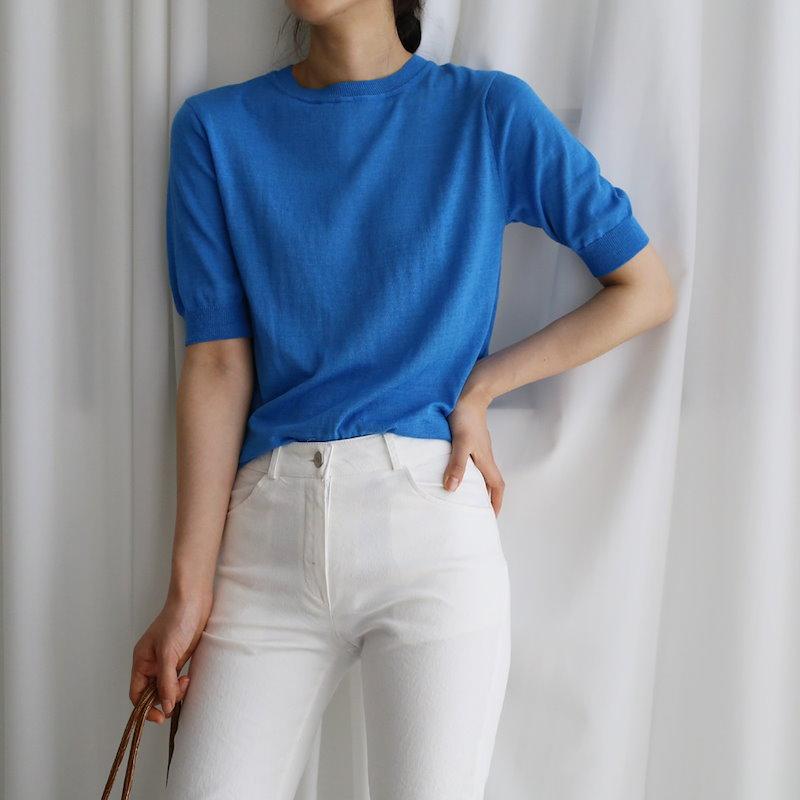 [ラルム】ビンスニット4col korea fashion style