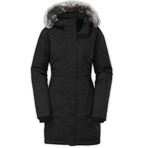 The North Face Womens Arctic Down Parka (X-Small, TNF Black)