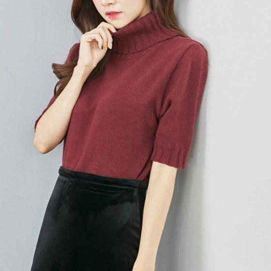 イニクアポロンカシミヤKNITニート ニット/セーター/ニット/韓国ファッション