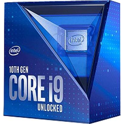 Core i9 10900K BOX 製品画像