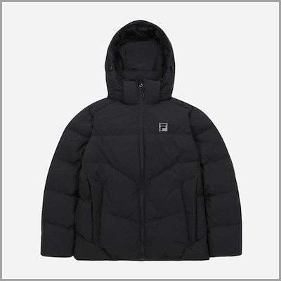 [フィラ](男性)パフォーマンスベーシックのうちダウンジャケット(FS2DJA4506MBLK) / パディング/ダウンジャンパー/ 韓国ファッション