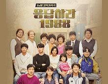 韓国ドラマ 【応答せよ1988 DVD版】 全話