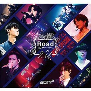 DVD/GOT7 ARENA SPECIAL 2018-2019 Road 2 U (本編ディスク+特典ディスク) (初回生産限定版)/GOT7/ESBL-2576