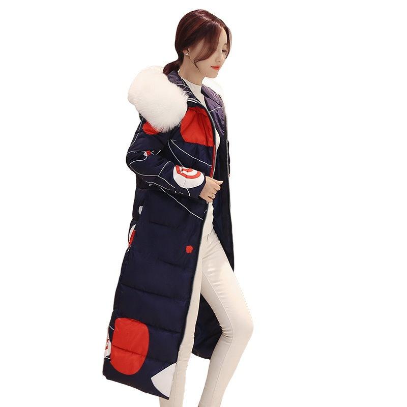 Kuyomensキルト綿のジャケットの女性の新しい冬のコート女性のファッション暖かいパーカーフード付きの女性のダウンジャケットカジュアルコートプラスサイズ
