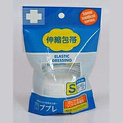 【日進医療器】ププレ 伸縮包帯 フック式Sサイズ3.8cmx4.5m■ ※お取り寄せ商品