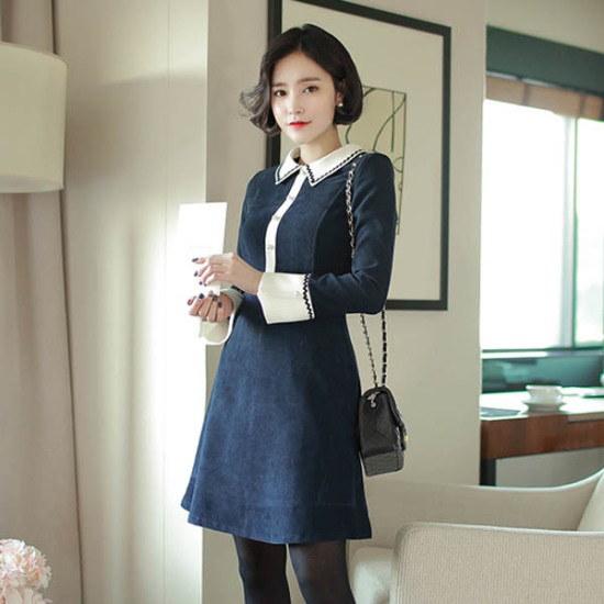 フィオナスウィーツメロopsm5853ワンピース 綿ワンピース/ 韓国ファッション