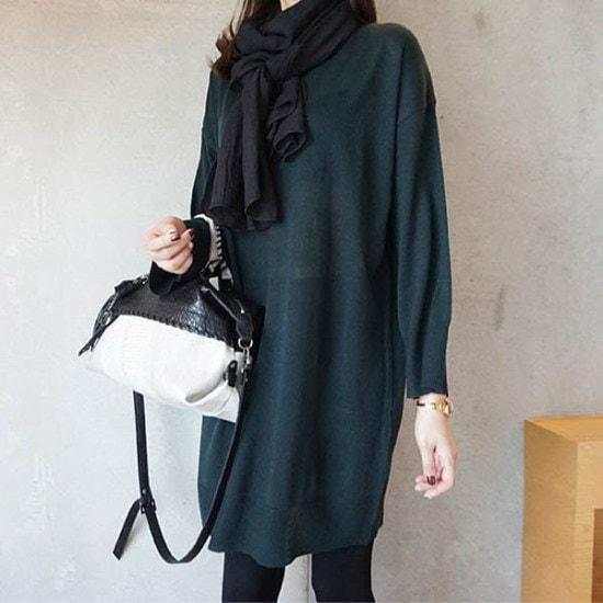 モニカルームパクシ・ニットM ニット/セーター/ニット/韓国ファッション