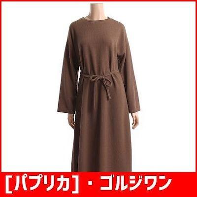 [パプリカ]・ゴルジワンピースN84OPA14 /ワンピース/綿ワンピース/韓国ファッション