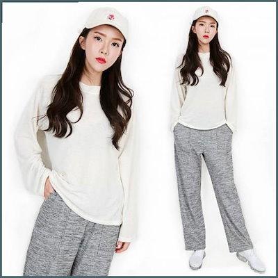 [Hスタイル](TG)ビギニングティーシャツ/ビッグサイズ/基本スパンティー/ルーズフィット /トップ/ノースリーブTシャツ/ 韓国ファッション