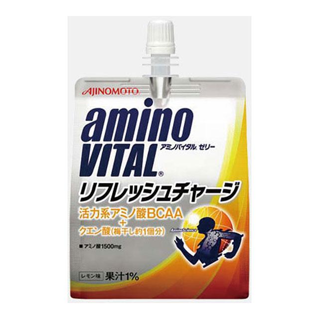 ミズノ (MIZUNO) アミノバイタル リフレッシュチャージ 180g 16AM6930 [分類:アミノ酸・クエン酸]