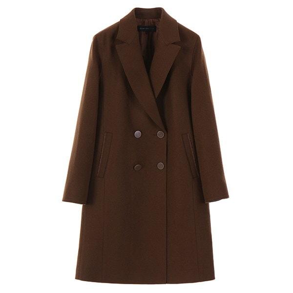 [韓国直送] 【オリーブデオリーブ] double wool coat OW7WH909