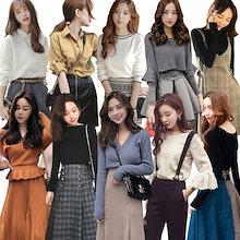 2018今日更新【上下2点セット】韓国ファッション セットアップお买い得! 二点セット 可愛い 超目玉■セットアップ ワイドパンツ レディース 大人 通勤 OL 女性美UP↑
