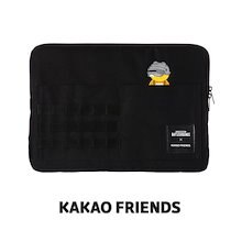 【Kakao friends】カカオフレンズ・バトルグラウンド13インチノートパソコンポーチ/Battle ground 13-inch laptop pouch/KAKAO FRIENDS正規品