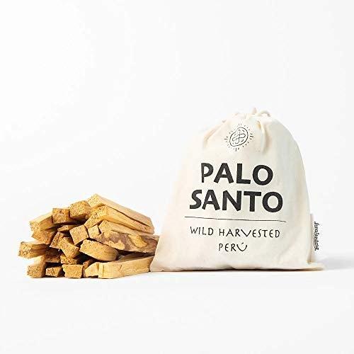 ルナスンダラ (Luna Sundara) Palo Santo Smudging Sticks パロサント スマッジングスティック香木[100g入りBag]