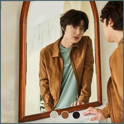[ジオダノ]ジオダノ人ヘリントンジャケット079505(079505) /テーラードジャケット/ 韓国ファッション