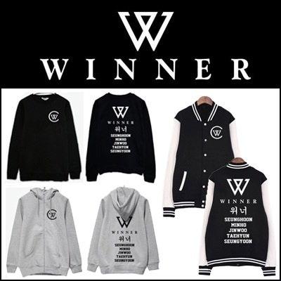 【二着 EMS 無料配送】 WINNER パーカー/ トレーナー/ジャンパー/ エコバック /  ウィンナー / YG WINNER TEAM A