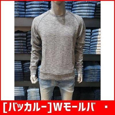 [バッカルー]Wモールバッカルー男性コットンボカシ丸首シャツB184TS450P /ティーシャツ / ソリッ/ド/無知ティーシャツ / 韓国ファッション