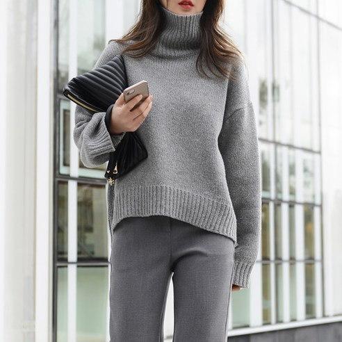 さらにムードH522エイクニットkorean fashion style