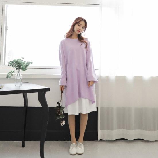 クルリクエンミない完璧な日ワンピースセット 綿ワンピース/ 韓国ファッション