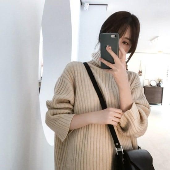 ミミ・アンド・ディディsoft option・ニット8067 ニット/セーター/ニット/韓国ファッション